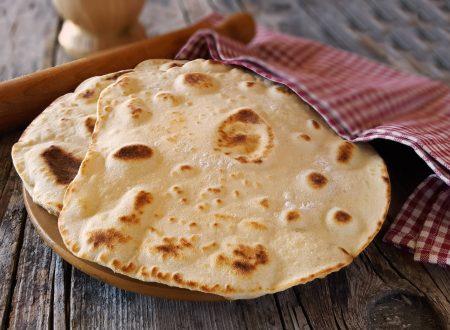 Piadina romagnola ricetta della tradizione