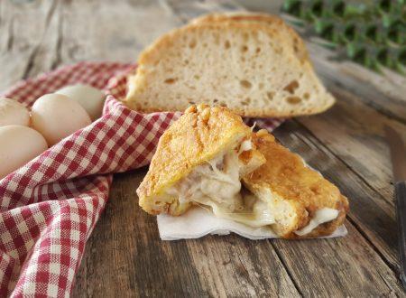 Mozzarella in carrozza ricetta originale trucchi e segreti