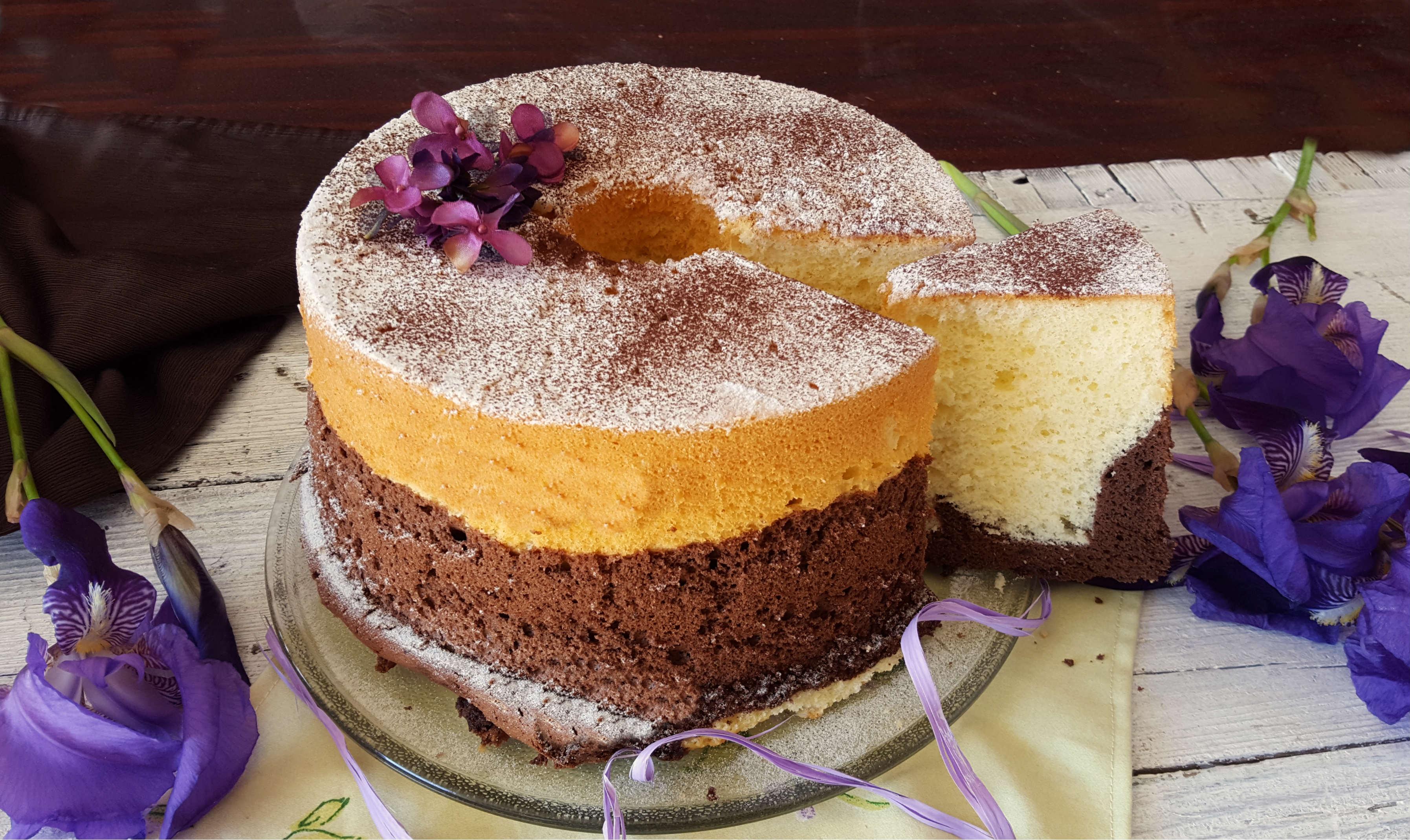 chiffon cake bigusto