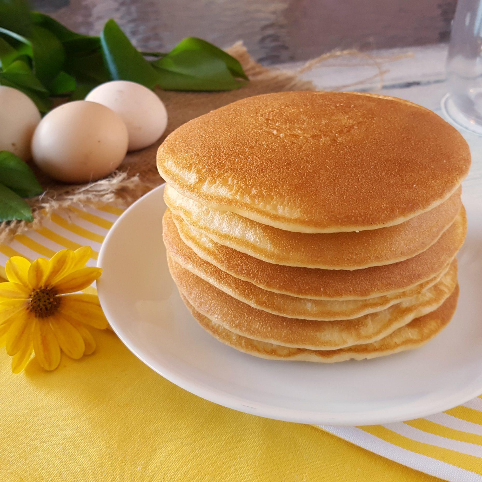 Ricetta Pancake Nella Bottiglia.Pancake In Bottiglia Facili Veloci E Senza Sporcare