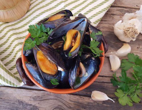 Impepata di cozze la vera ricetta napoletana
