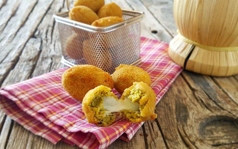 Crocchette di olive