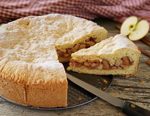 Torta di mele e babà non la solita torta di mele