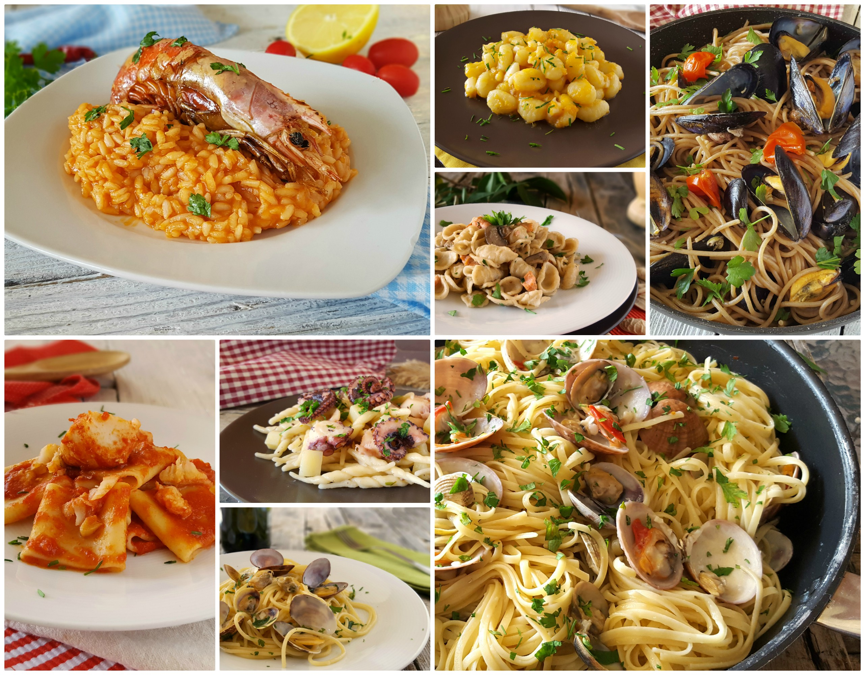 Primi piatti di pesce le migliori ricette per natale for Ricette primi piatti