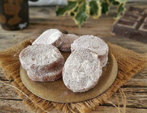 Chocolate meltaways biscotti che si sciolgono in bocca