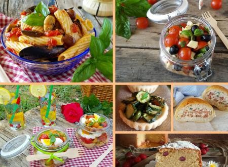 Pranzo all'aperto 10 ricette da gustare per picnic o gite