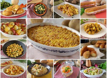 Come cucinare le patate …. tante idee gustose
