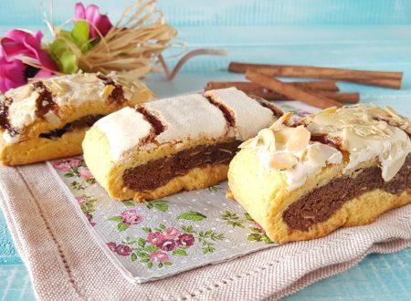 Biscotti all'amarena dolce napoletano irresistibile
