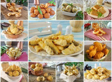Frittelle e pastellati tante idee finger food