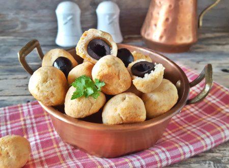 Olive in crosta di Nadia Ambrogio