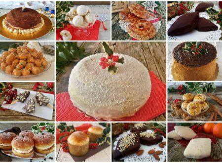 Dolci di Natale una raccolta completa