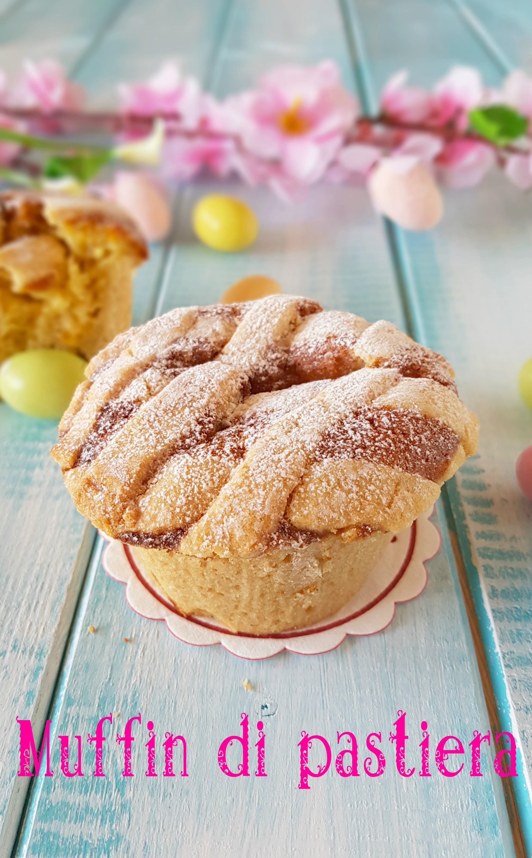 muffin di pastiera