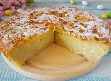 Pastiera di pasta ricetta della tradizione pasquale