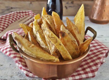 Patate fritte alla contadina la ricetta della nonna