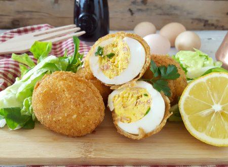 Uova d'oro facili e buonissime non le solite uova sode
