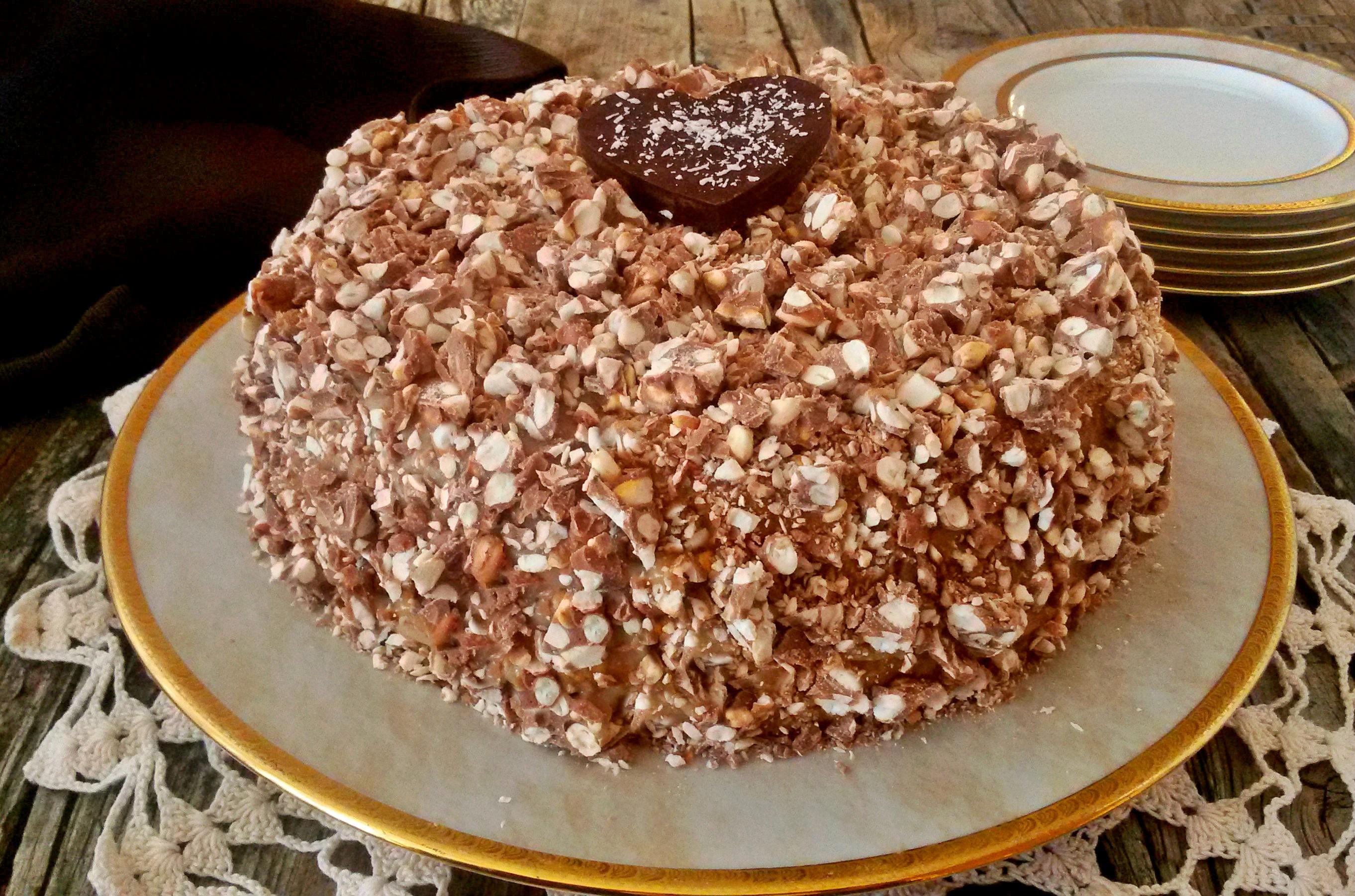 torta noccio crock