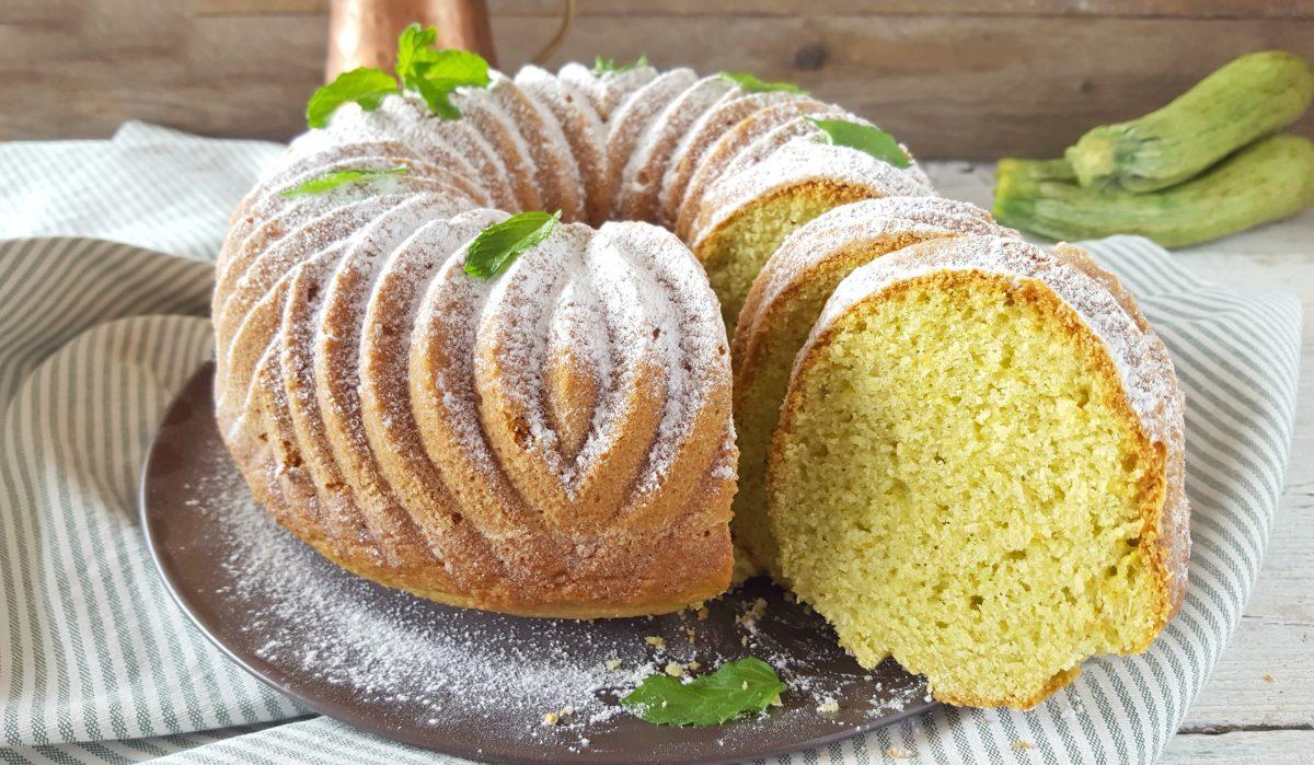 torta dolce alle zucchine