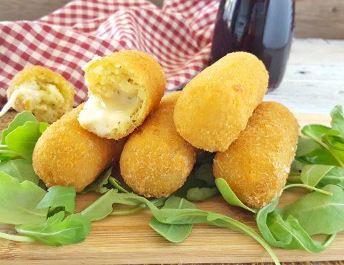 Crocchè di patate napoletani gustosissimi