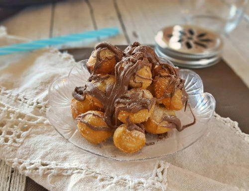 Zoccolette alla nutella ricetta stragolosa facilissima