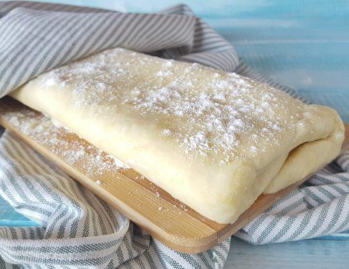 Pasta sfoglia rapida gustosa e facilissima