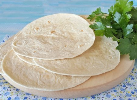 Tortillas messicane gustose e facilissime