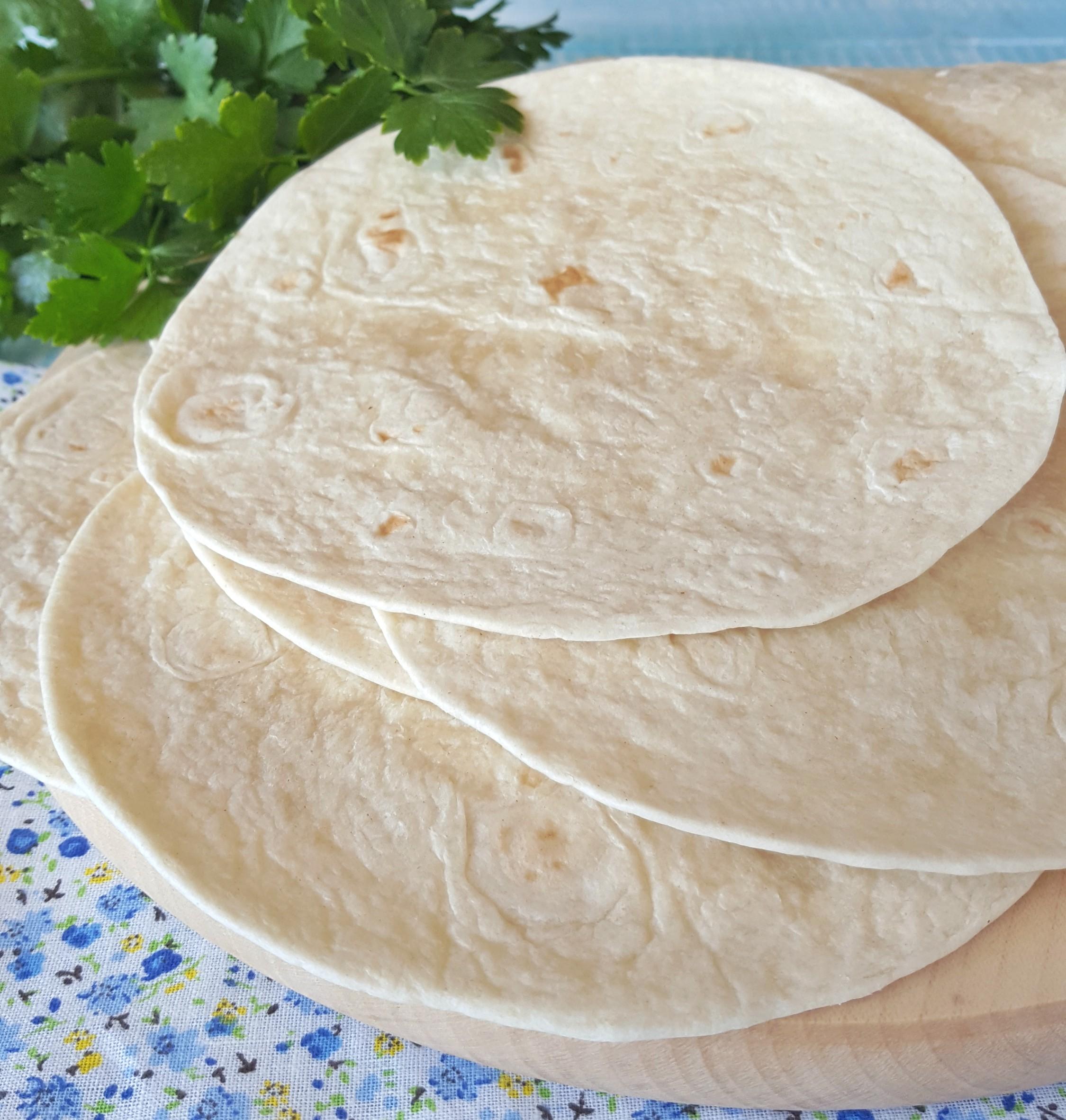 tortillas messicane