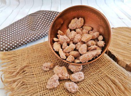 Arachidi pralinate irresistibile snack delle fiere