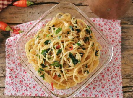 Spaghetti alla colatura di alici semplici e gustosi