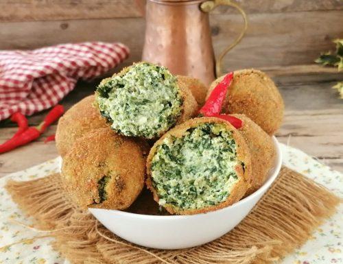 Polpette ricotta e broccoli sfiziose e gustose