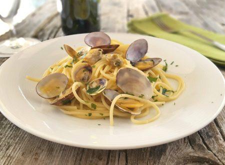 Spaghetti alle vongole veraci come quelli del ristorante