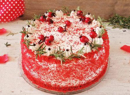 Red velvet cake l'originale torta americana