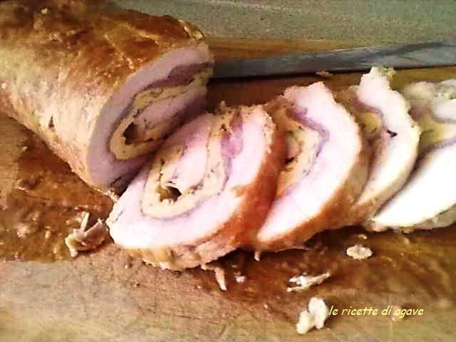 ricette rolle di tacchino - le ricette di giallozafferano - Come Cucinare Il Rollè Di Tacchino