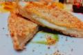 Mozzarella in carrozza al forno
