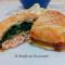 Salmone in crosta con spinaci
