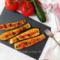 Zucchine gratinate con pomodorini