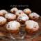 Muffins con cioccolato bianco e lamponi