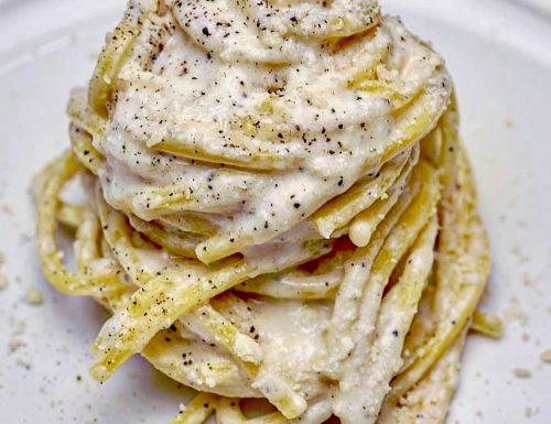 Pasta Cacio e Pepe: la ricetta originale