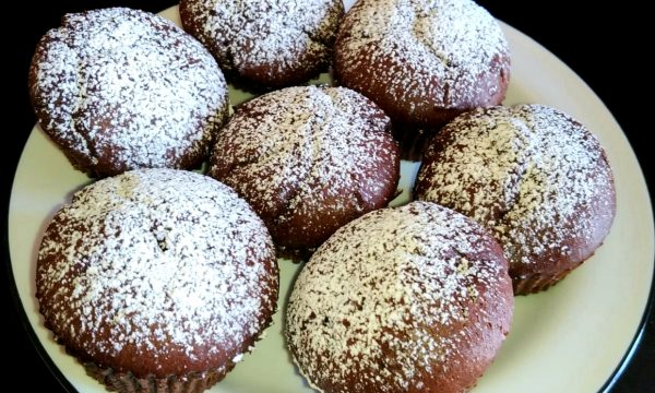 Mini Muffin Cioccolatosi