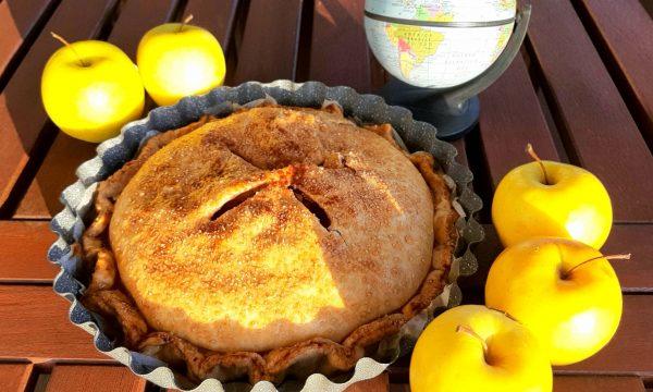 Apple Pie Fatta In Casa