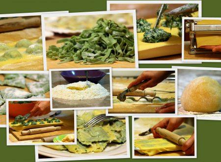 tortelli verdi reggiani con ricotta e spinaci