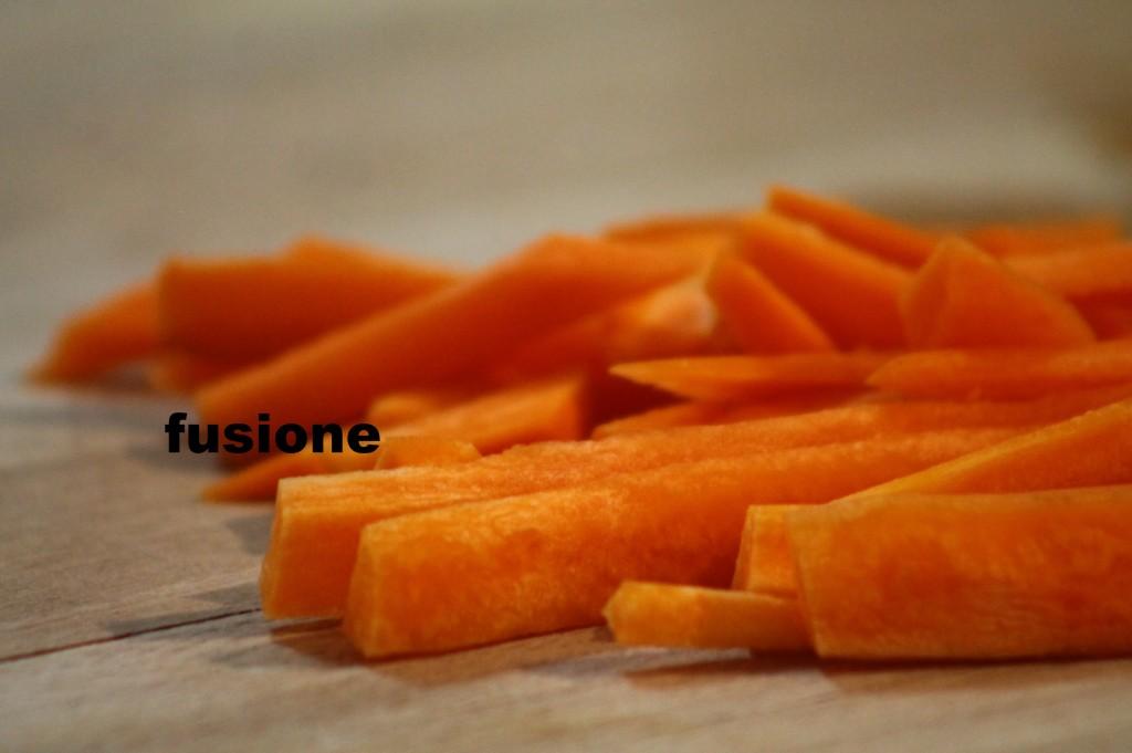 carote alla juliènne