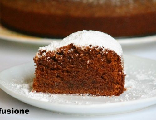 torta cioccolato soffice, semplicità personalizzata