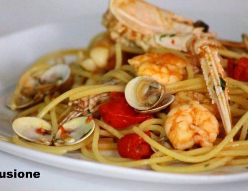 spaghetti allo scoglio, un classico intramontabile