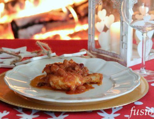 pollo in casseruola – ricetta facile