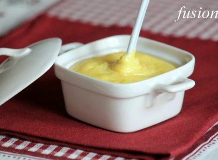 crema pasticcera con la ricetta della nonna