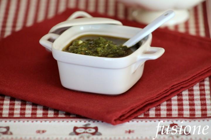 salsa verde della nonna