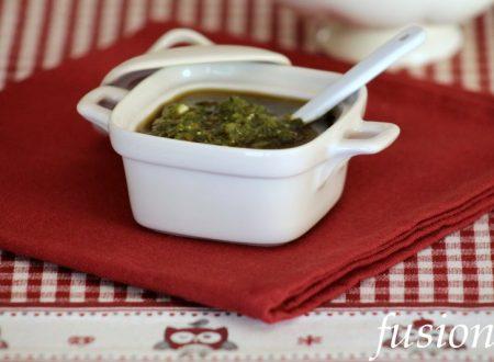salsa verde della nonna – ricetta emiliana