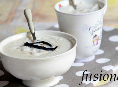 arroz con leche / un dolce al cucchiaio molto speciale
