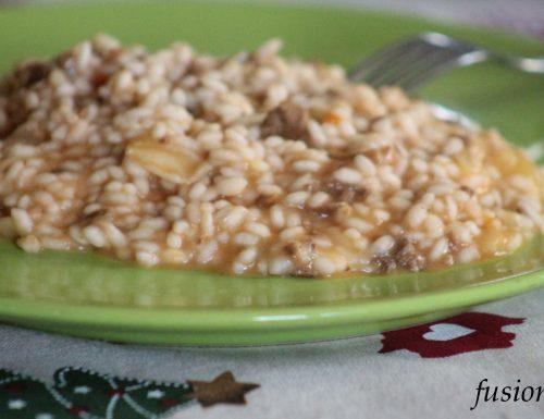ricetta risotto ragu con emmentaler svizzero