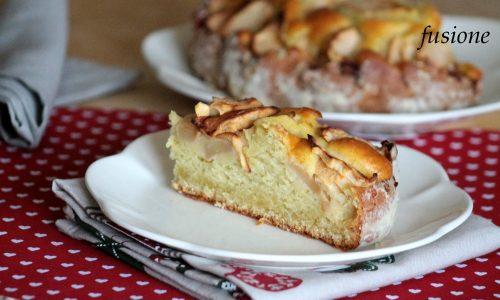 torta di mele / ricetta light senza burro